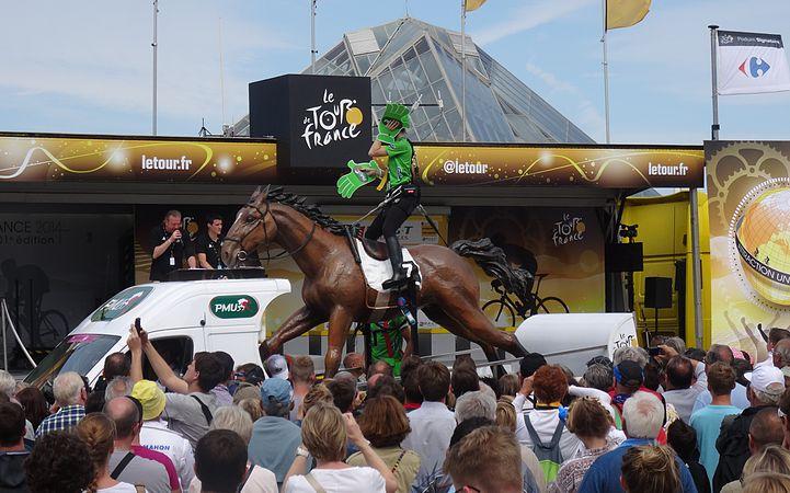 Le Touquet-Paris-Plage - Tour de France, étape 4, 8 juillet 2014, départ (A25).JPG