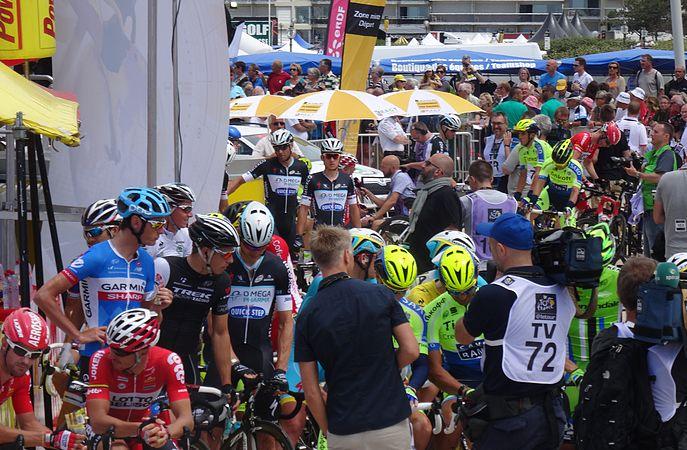 Le Touquet-Paris-Plage - Tour de France, étape 4, 8 juillet 2014, départ (C13).JPG