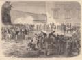 Le maréchal Saldanha attaque le palais royal - Le Monde Illustré (4Jun1870).png