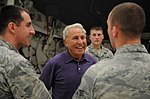 Lee Corso gets up close and personal with B-2 150206-F-PD075-028.jpg