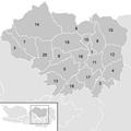 Leere Karte Gemeinden im Bezirk SV.png