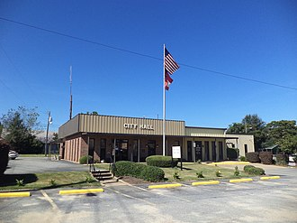 Leesburg, Georgia - Leesburg City Hall