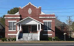 Leesville, LA, First United Methodist from E 1.jpg