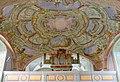 Leibnitz Frauenberg Wallfahrtskirche Orgelempore mit Deckenfresco-5644.jpg