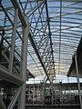 Leiden - Roof construction Leiden Central Train Station.jpg