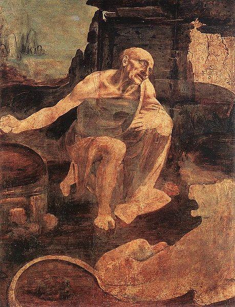File:Leonardo, san girolamo.jpg