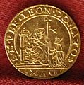 Leonardo donà, doppio ducato d'oro, 1606-12.jpg