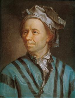 Leonhard Euler by Handmann