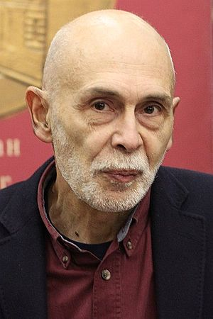 Leonid Yuzefovich cover
