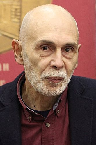 Leonid Yuzefovich - Image: Leonid Yuzefovich 1
