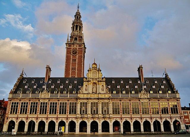 640px-Leuven_Universitätsbibliothek_5.jpg (640×461)