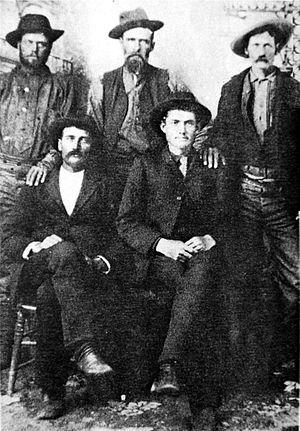 Levi W. Hancock - 1863c. Ether, Levi, Levison, Solomon and Samuel Hancock