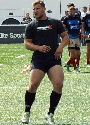 Lewis Bienek - Image: Lewis Bienek London Broncos