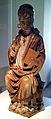 Liège, Grand Curtius. Christ en majesté dit de Rausa (chêne, 1230-40).jpg