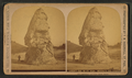 Liberty Cap, 49 feet high. Mammoth Hot Springs, by Ingersoll, T. W. (Truman Ward), 1862-1922 2.png