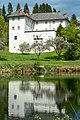 Liebenfels Rosenbichl 1 Schloss Rosenbichl SW-Ansicht 27042020 7452.jpg