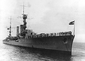 Light Cruiser Emden off the US West Coast 1930.jpg