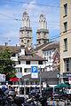 Limmatquai - Grossmünster - Bellevue 2012-07-30 13-22-46.JPG