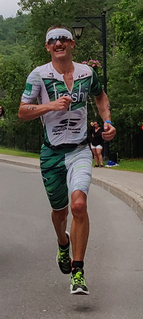 Lionel Sanders Canadian triathlete