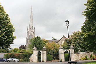 Lismore Cathedral, Ireland - Image: Lismore St Carthages Cathedral 2007 08 03