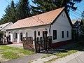 Listed house (1892). - 22 Kossuth Street, Szilvásvárad, 2016 Hungary.jpg