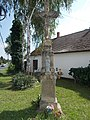 Listed stone cross (1905), 2018 Balatonboglár.jpg
