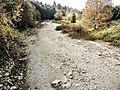 Lit du Doubs. Fin octobre 2018. Maisons-du-Bois.jpg