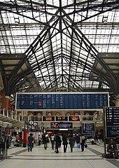 Liverpool Street station - Wikipedia, the free encyclopedia