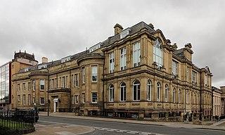 Liverpool College of Art grade II listed art school in Liverpool, United kingdom