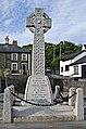 Llanbadarn Fawr war memorial - Geograph-3787444-by-Ian-Capper.jpg