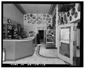 Lobby. View looking east. 90mm. - Venable Hotel, 1024 Southwest Third Avenue, Portland, Multnomah County, OR HABS ORE,26-PORT,7-13.tif