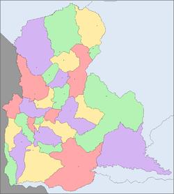 Estado Tchira  Wikipedia la enciclopedia libre