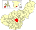 LocationGüéjar Sierra.png