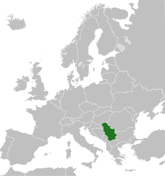 Srbija 560px-LocationSerbiaInEurope