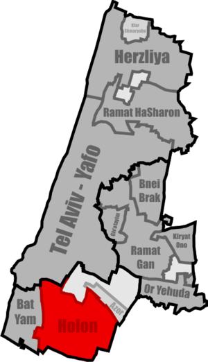 Location holon