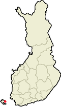 Location of Vårdö in Finland.png