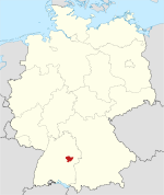 Locator map GP in Germany.svg