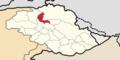 Locator map of GBA-4 (Nagar-I).png
