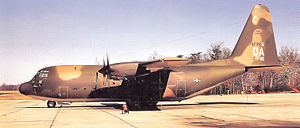 909th Tactical Airlift Group - Lockheed C-130B-LM Hercules 58-0746, 909th TAG, 1972