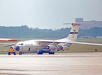 438th Air Expeditionary Wing - Lockheed C-141A Starlifter of 438 MAW in 1970