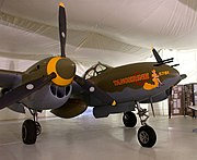 Lockheed P-38L Lightning, Tillamook Air Museum,Oregon.jpg