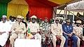 Loge officielle lors de la cérémonie au camp de BAFO, au Mali, le 8 septembre 2019.jpg