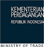 Logo of the Ministry of Trade of the Republic of Indonesia.jpg