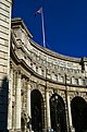 London - The Mall - View ESE on Admiralty Arch 1912 Sir Aston Webb.jpg