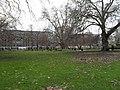 Looking across Brunswick Square Gardens towards International Hall - geograph.org.uk - 1657718.jpg