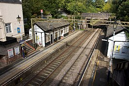 Looking down on Prestbury Station.jpg