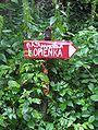 Lopienka sign01.jpg