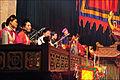 Lorchestre du théâtre de marionnettes sur leau Thang Long (Hanoi) (4353044675).jpg