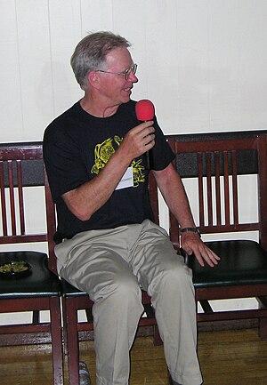 Louis Reichardt - Louis Reichardt at the UCSF Neuroscience Graduate Program retreat in Asilomar