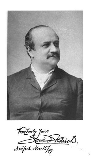 Louis Aldrich - Louis Aldrich 1899